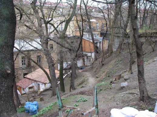 Так живут в центре Киева
