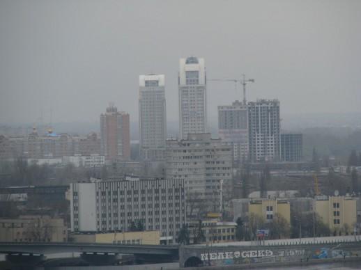 Киев строится