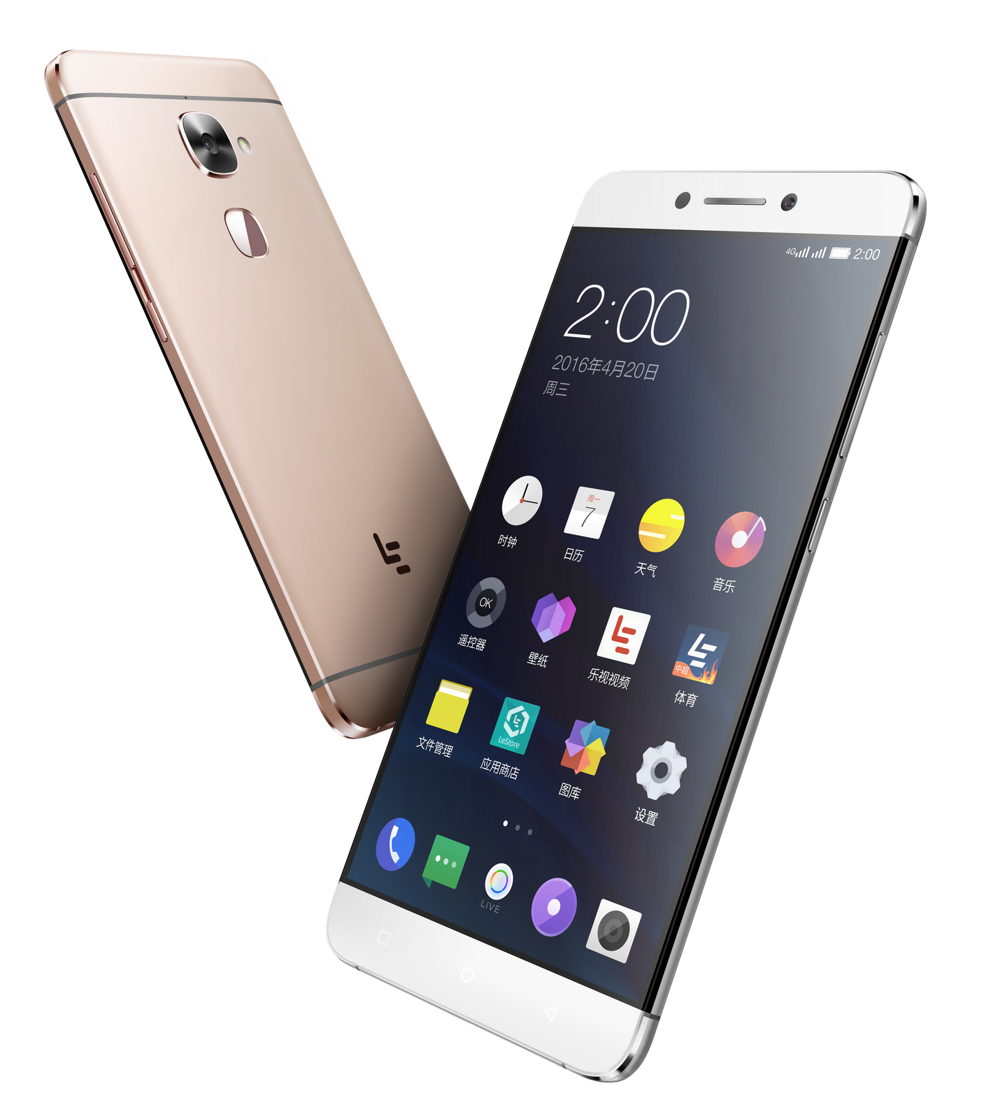 Смартфоны Leeco - технологии совершенства