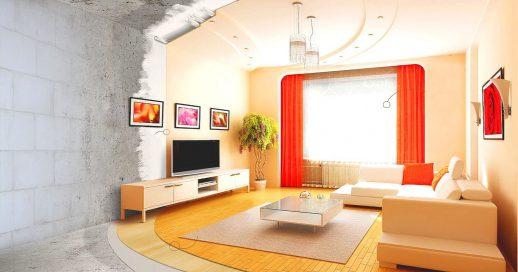 Как заказать косметический ремонт квартиры в АСК Триан?