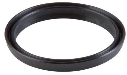 Грязесъемник - элемент уплотнительной системы, применяемый в гидравлических цилиндрах